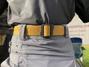 Reversible Tactical Kilt Belt
