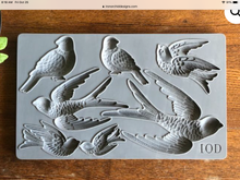 Load image into Gallery viewer, BIRDSONG 6×10 DECOR MOULDS™
