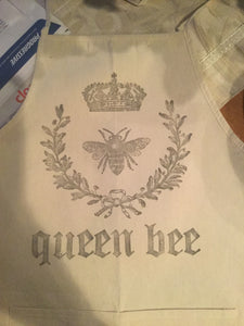 QUEEN BEE 12×12 DECOR STAMP™