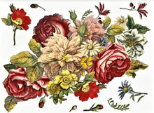 Load image into Gallery viewer, FLORAL ANTHOLOGY- IRON ORCHID 4-SHEET TRANSFER PAD PREORDER