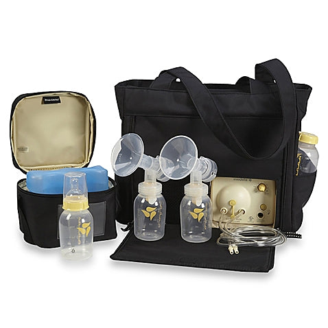 Medela Pump in Style Advanced Double Electric Breastpump with On-the-Go Tote