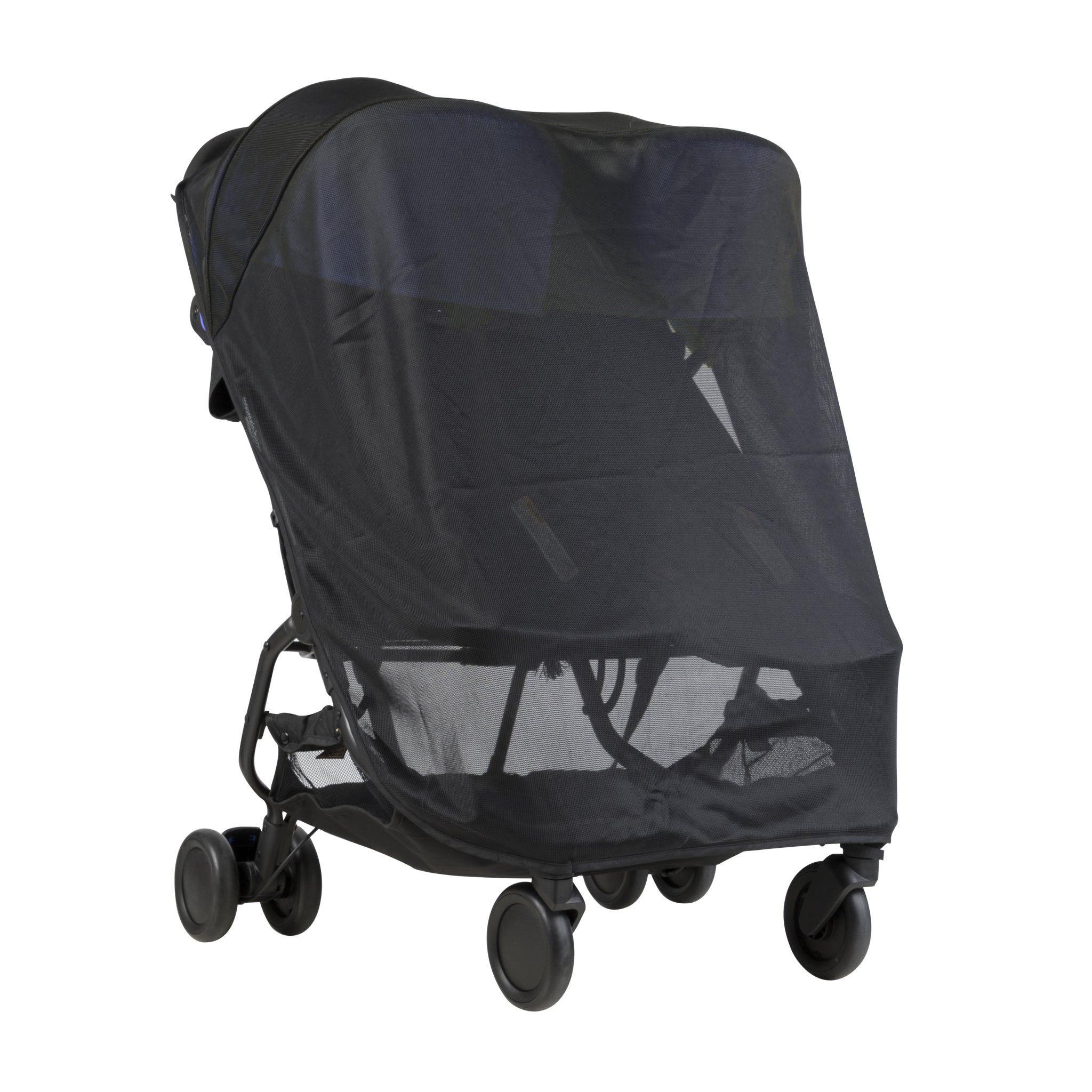 Mountain Buggy Nano Duo Stroller, Nautical