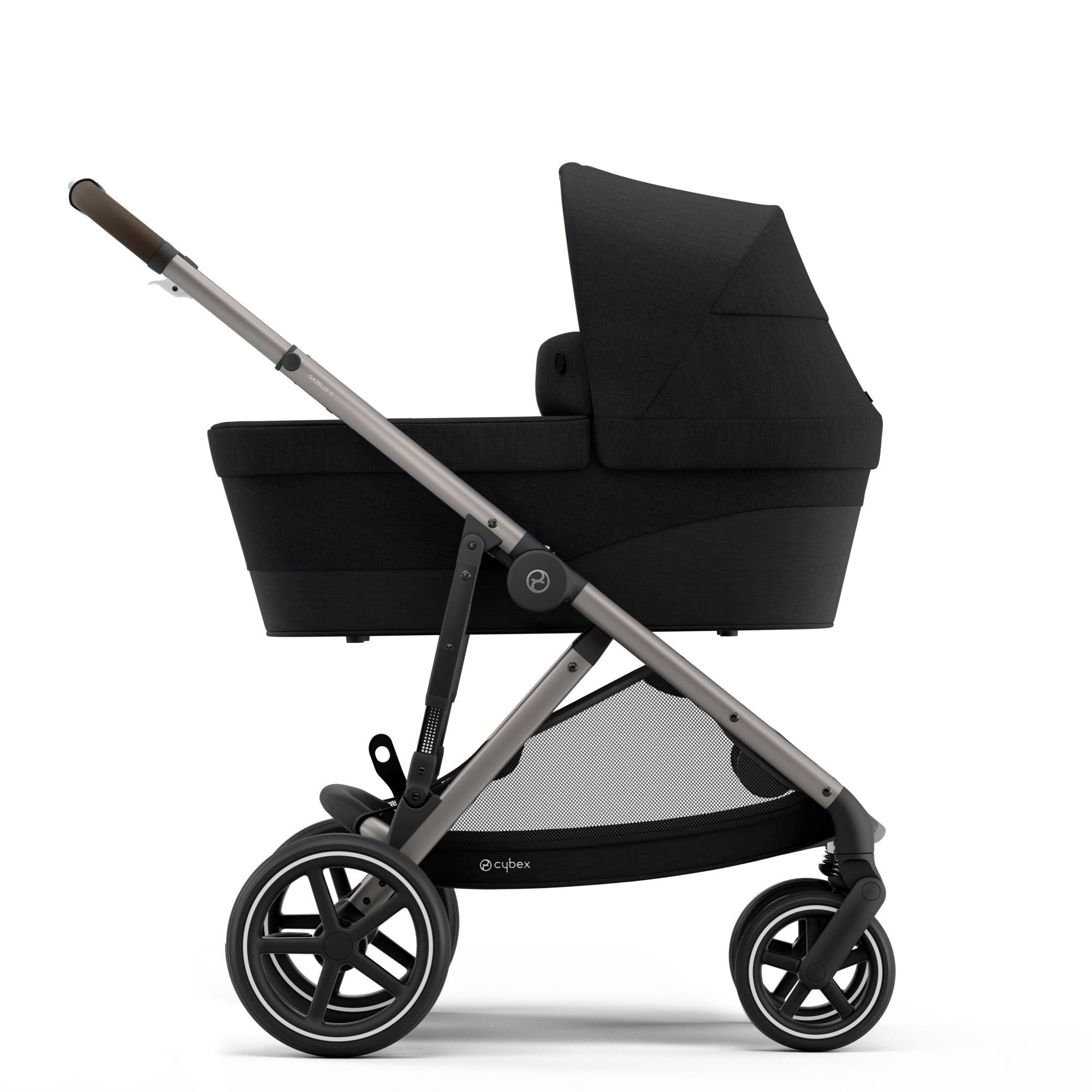Cybex Gazelle S Cot -Deep Black