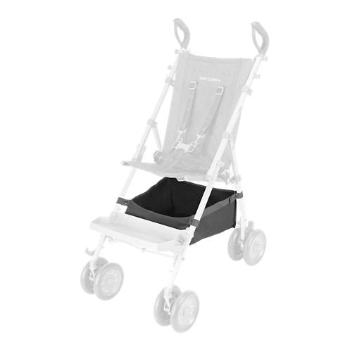 Maclaren Major Elite Shopping Basket, Charcoal