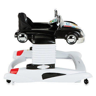 Combi All In One Activity Walker Black Police Car