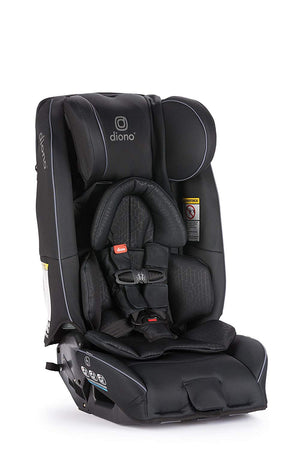 Diono Radian 3 RXT All-in-One Convertible Car Seat - Black