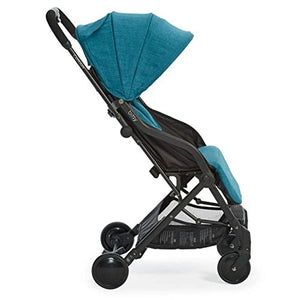 Kolcraft Contours Bitsy Compact Fold Stroller - Bermuda Teal