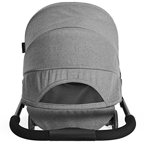 Kolcraft Contours Bitsy Compact Fold Stroller - Granite Gray