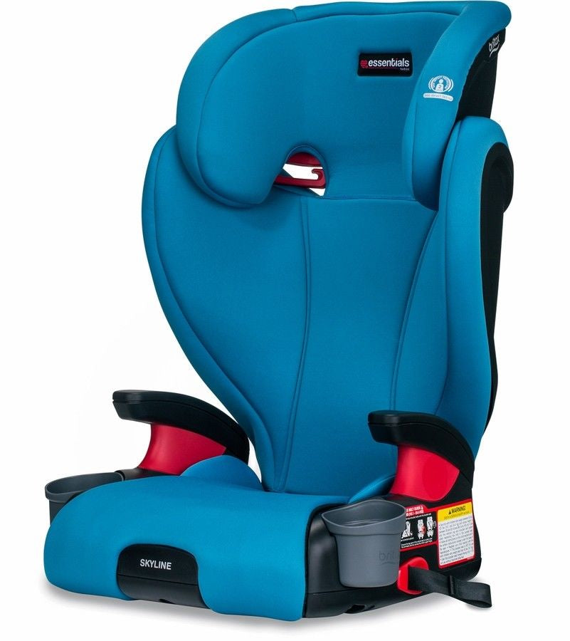 Britax Essential Skyline Booster Car Seat in Teal
