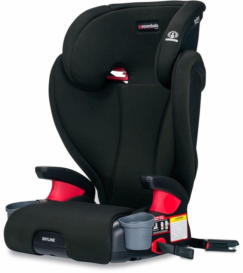 Britax Essential Skyline Booster Car Seat in Dusk