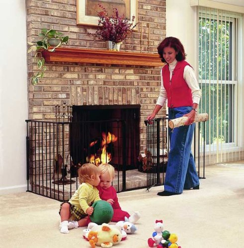 "KidCo Hearth Gate 8"" Extension (Extension only!)"