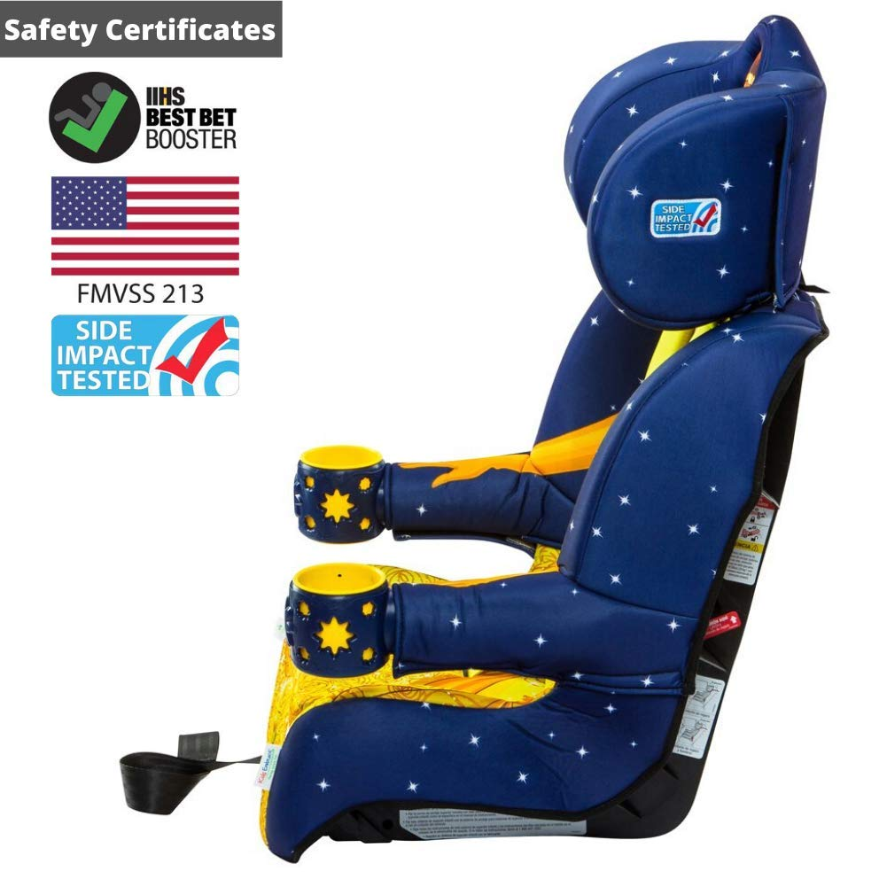 KidsEmbrace Friendship Combination Booster Car Seat - Belle