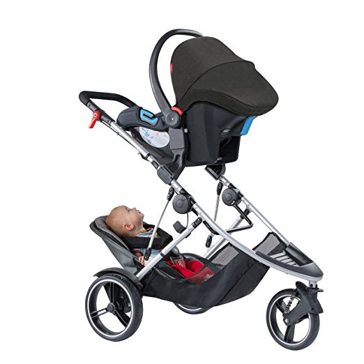 Phil & Teds Dash TS 2015 V1 - Alpha, Protect, Maxi-Cosi, Cybex AT