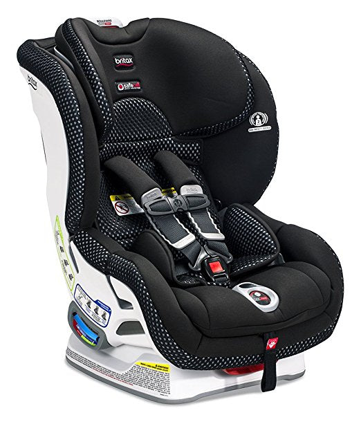 Britax Boulevard ClickTight Convertible Car Seat - Cool Flow Gray