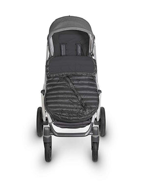 UPPAbaby Ganoosh Footmuff - Morgan (Charcoal)