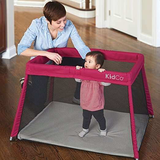 KidCo TravelPod, Cranberry