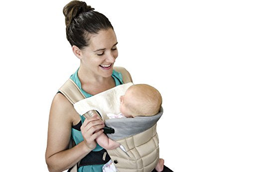 Phil & Teds Emotion Baby Carrier V1,  Black