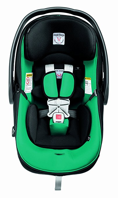 Peg Perego 2015 Primo Viaggio 4-35 Infant Car Seat - Circles Chocolate
