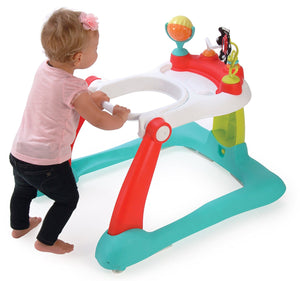 Kolcraft Tiny Steps 2-in-1 Activity Walker - Jubilee
