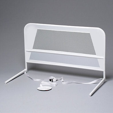 Kidco Childrens Bed Rail White Mesh