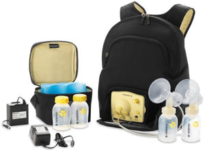 Medela Pump in Style Advanced Breast Pump Solution Set Backpack