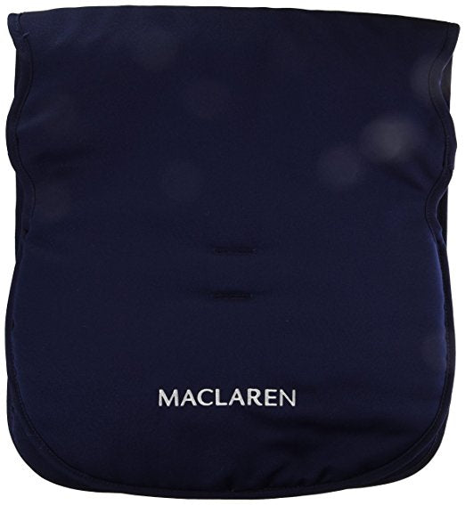 Maclaren Major Elite Seat Liner, Soft Blue/Navy