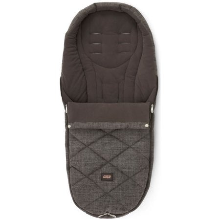 Mamas & Papas Footmuff Cold Weather Plus - Chestnut