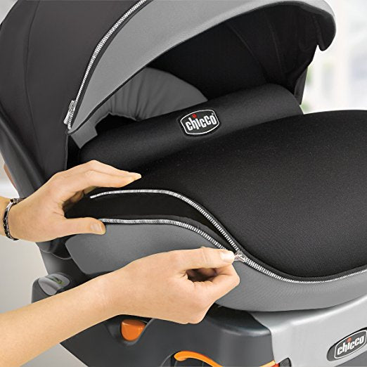 Chicco KeyFit 30 Zip Infant Car Seat - Serene