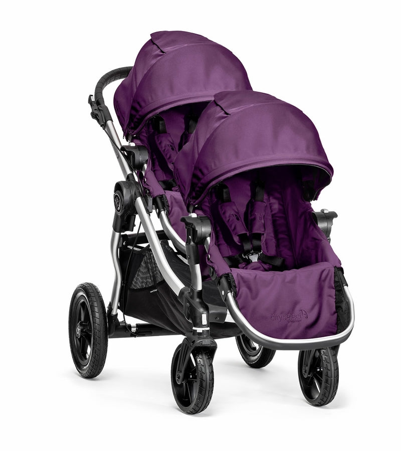 Baby Jogger City Select Double, Amethyst