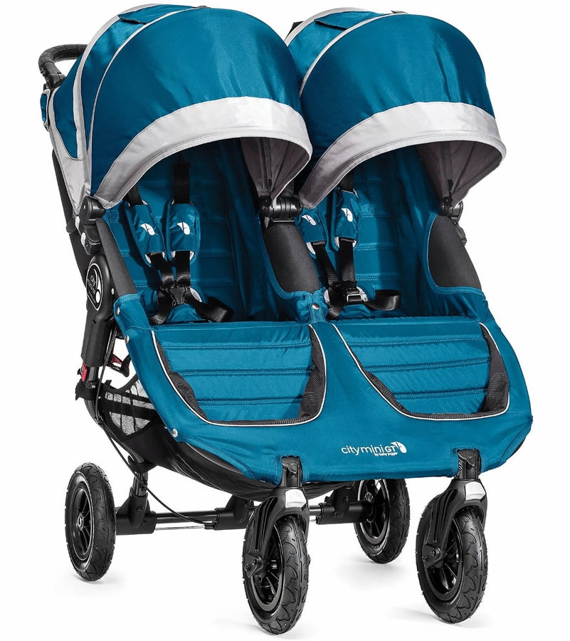 Baby Jogger City Mini GT Double, Teal/Gray