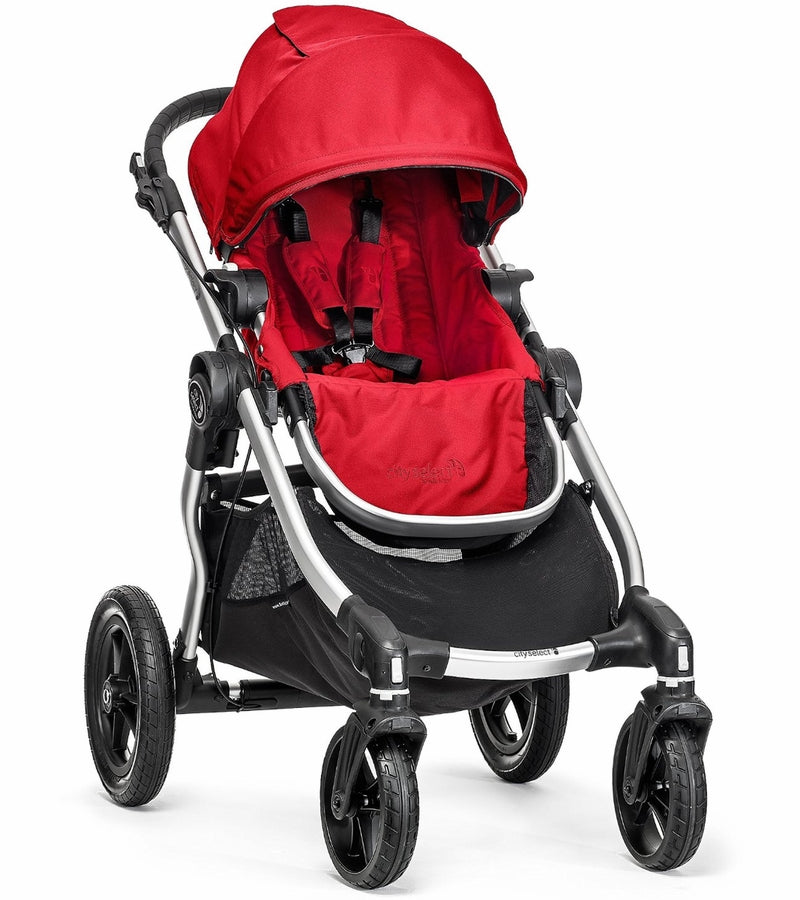 Baby Jogger City Select Single, Ruby