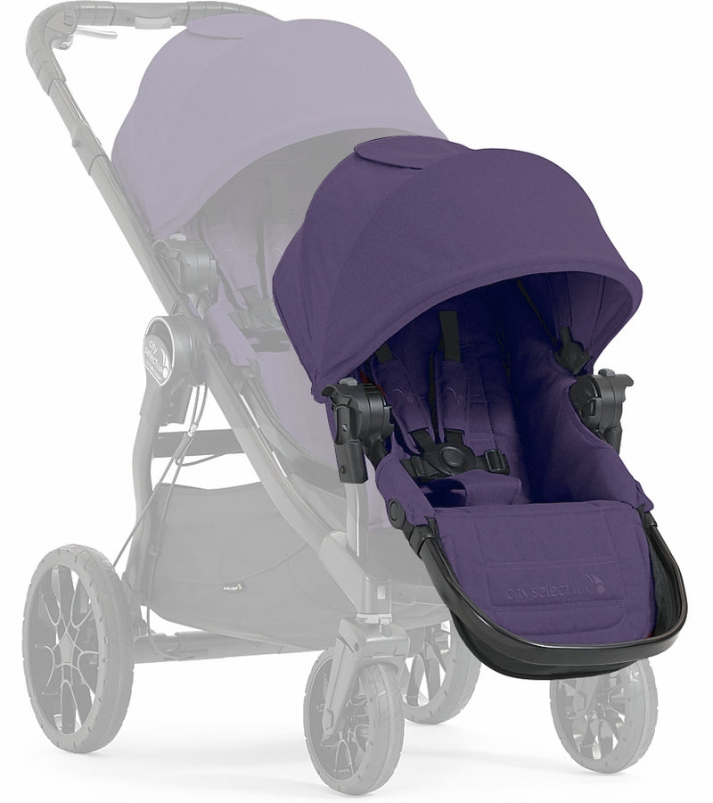 Baby Jogger City Select LUX Double Stroller - Indigo