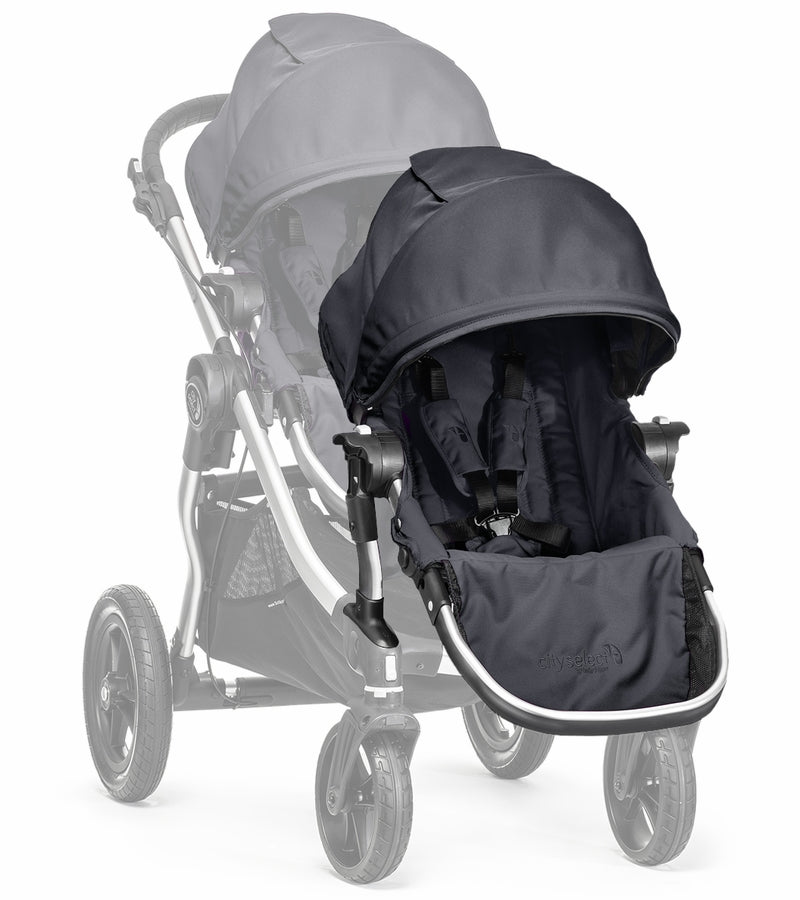 Baby Jogger City Select Second Seat Kit, Titanium
