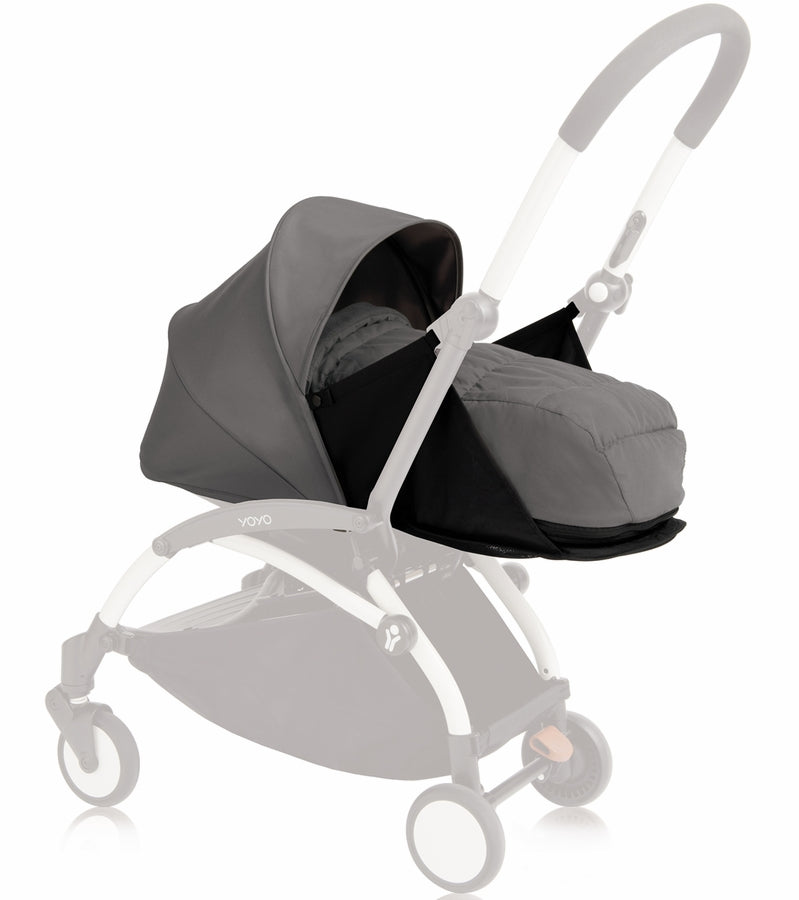 BABYZEN YOYO+ 0+ Newborn Pack - Grey