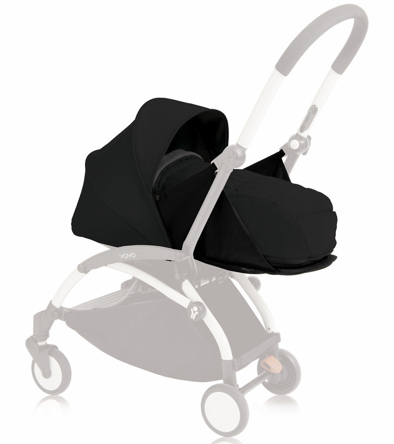 BABYZEN YOYO+ 0+ Newborn Pack - Black