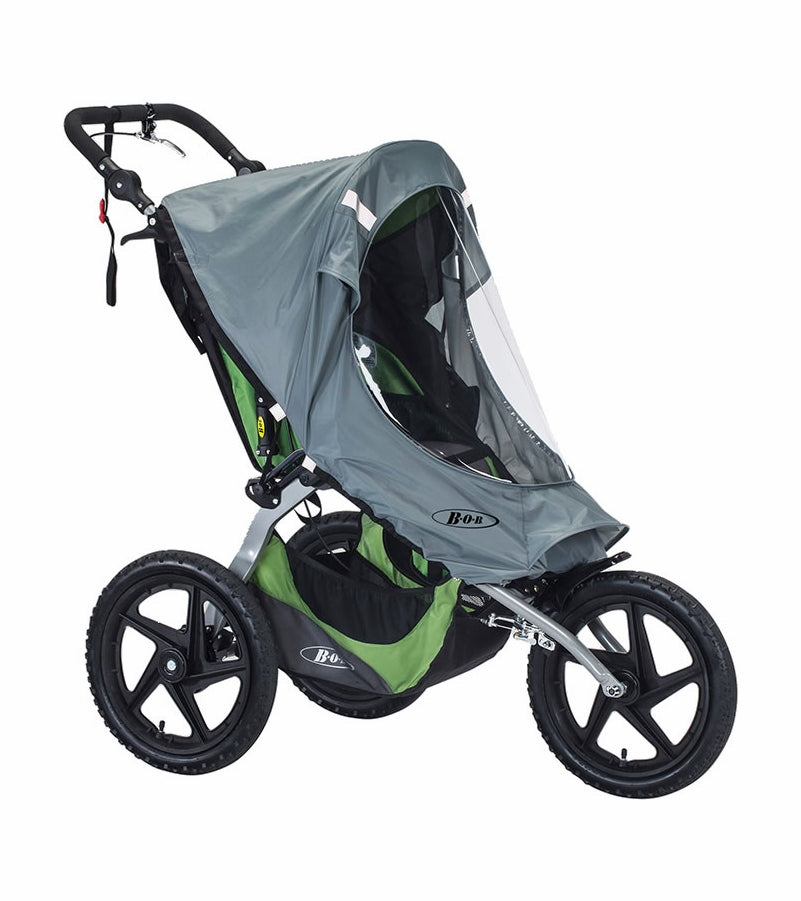 BOB 2016 Ironman & Sport Utility Single Stroller Weather Shield