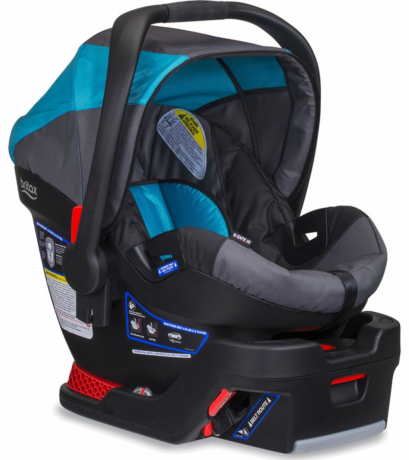 BOB B-Safe 35 Infant Car Seat - Lagoon
