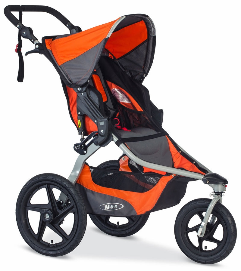 BOB Revolution Flex 2016 Single Stroller - Canyon