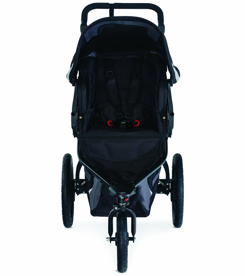 BOB Revolution Flex 3.0 Single Jogging Stroller 2020 Graphite Black