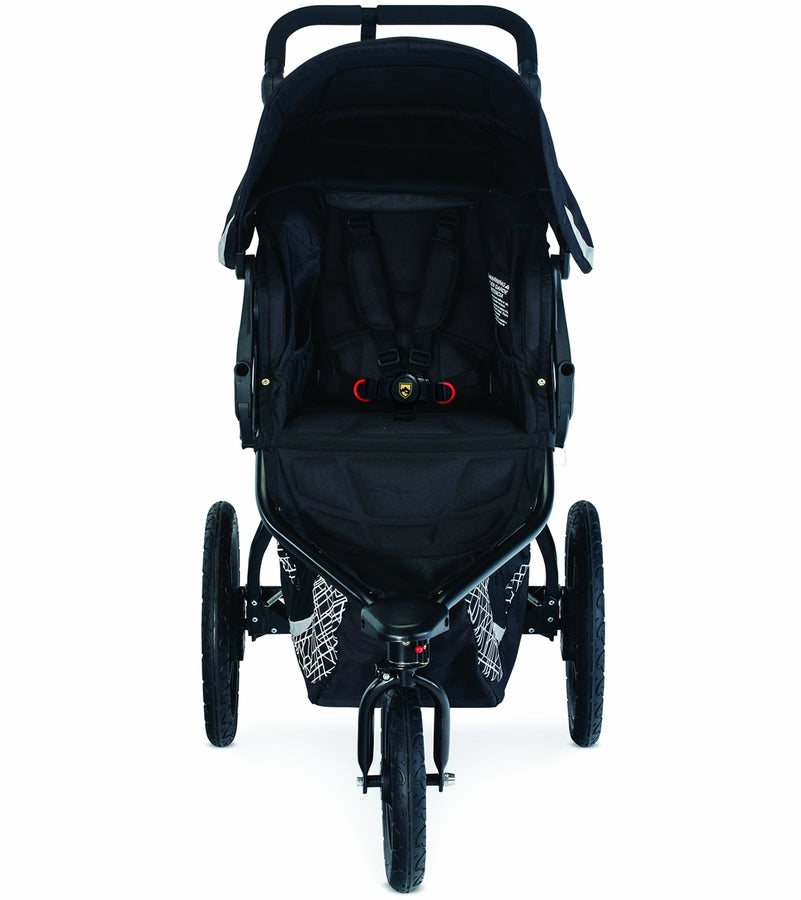 BOB Revolution Flex 3.0 Single Jogging Stroller 2020 Lunar Black