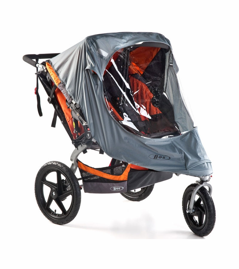 BOB Weather Shield For Revolution Duallie Swivel Wheel Strollers (ETA April 2021)