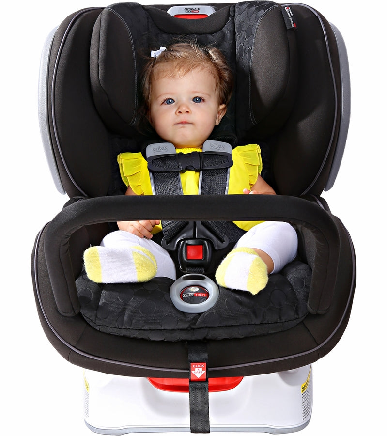 Britax Advocate ClickTight Anti-Rebound Bar Convertible Car Seat - Circa