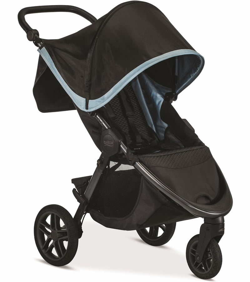 Britax B-Free + Endeavours Travel System - Frost/Circa