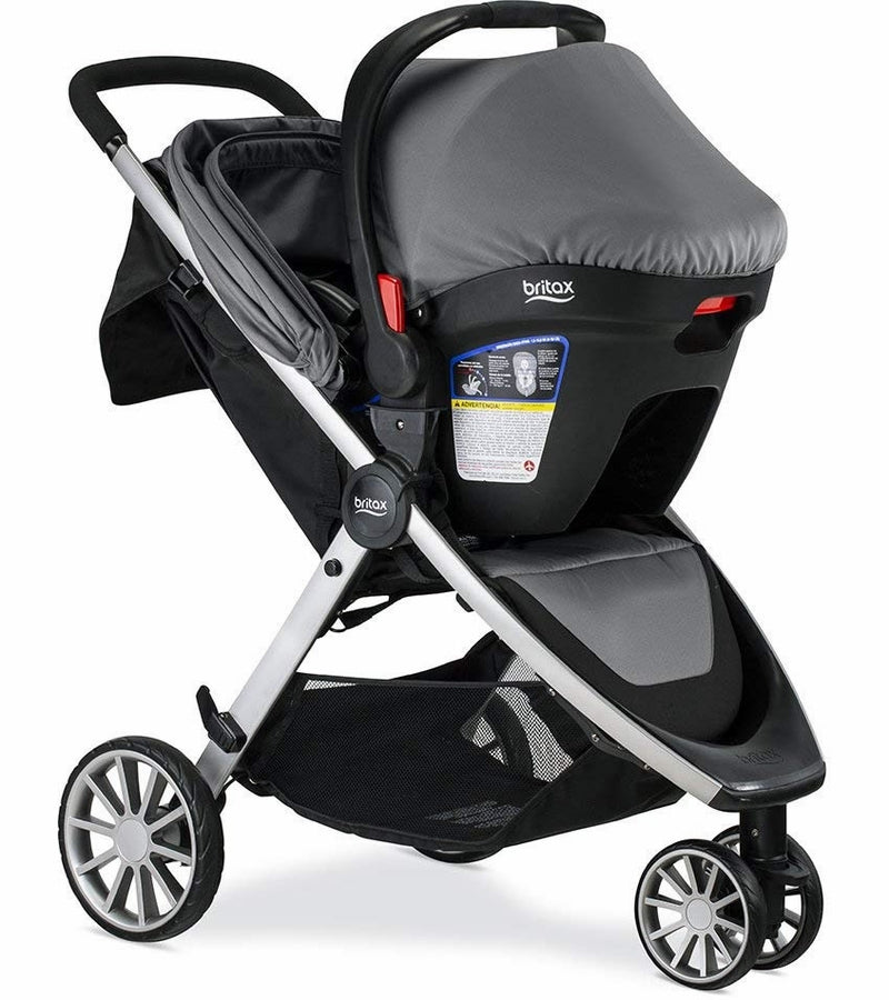 Britax B-Lively & B-Safe 35 Travel System - Dove