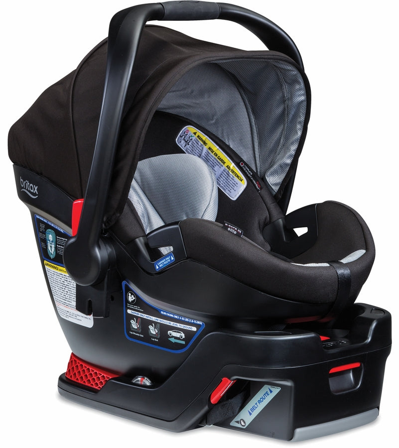 Britax 2017 B-Safe 35 Elite Infant Car Seat & Base - Prescott