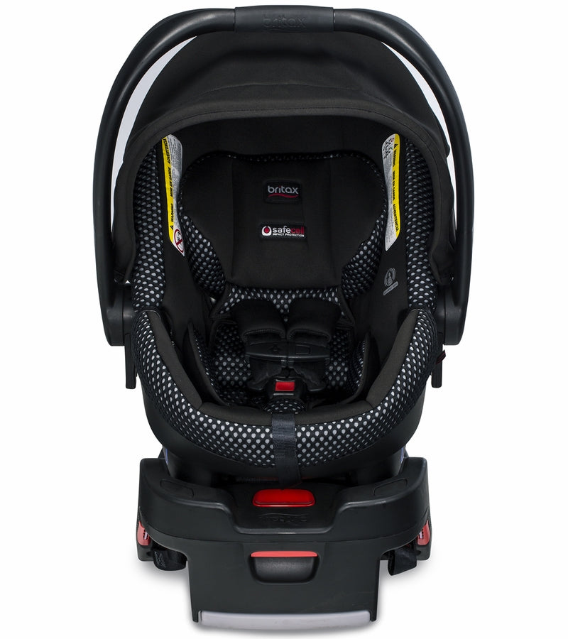 Britax B-Safe Ultra Infant Car Seat - Cool Flow Gray