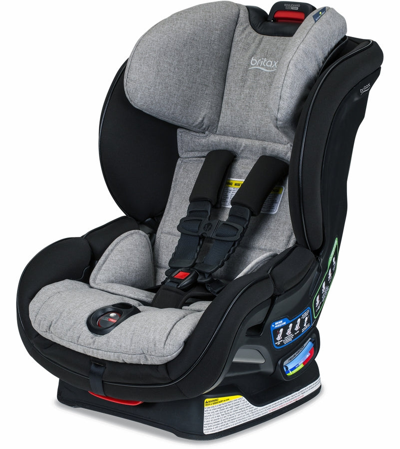 Britax Boulevard Clicktight ARB Convertible Car Seat - Nanotex (Moisture, Odor, and Stain Resistant Fabric)