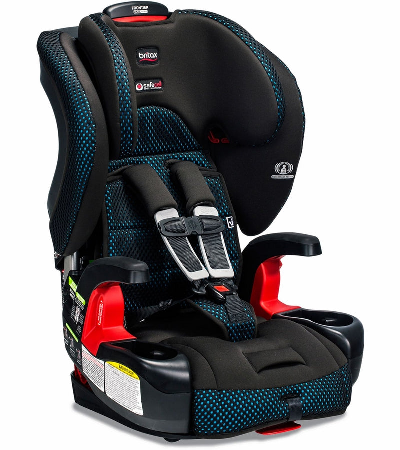 Britax Frontier ClickTight Booster Car Seat - Cool Flow Teal
