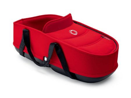 Bugaboo Bee3 Bassinet Tailored Fabric Set, Red