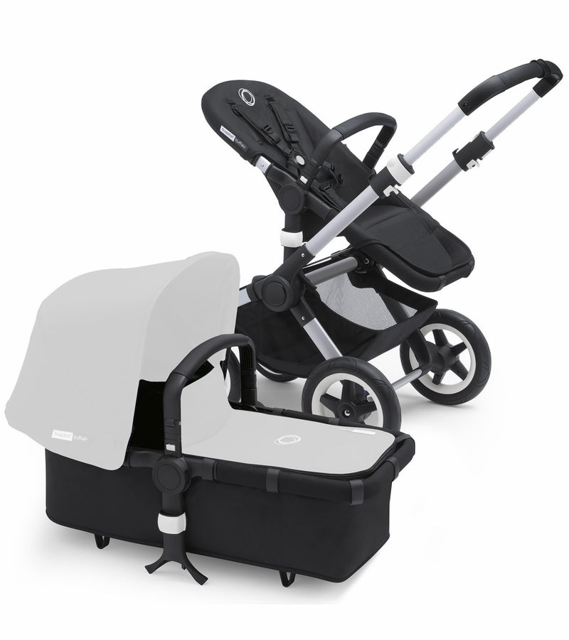 Bugaboo Buffalo Base, Aluminum/Black